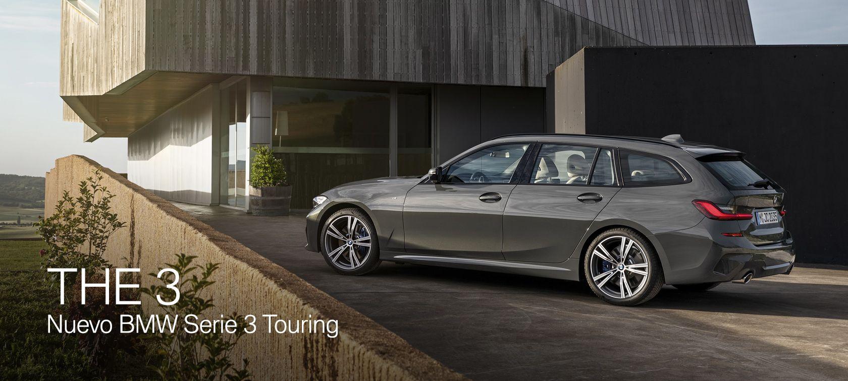 Nuevo BMW Serie 3 Touring.