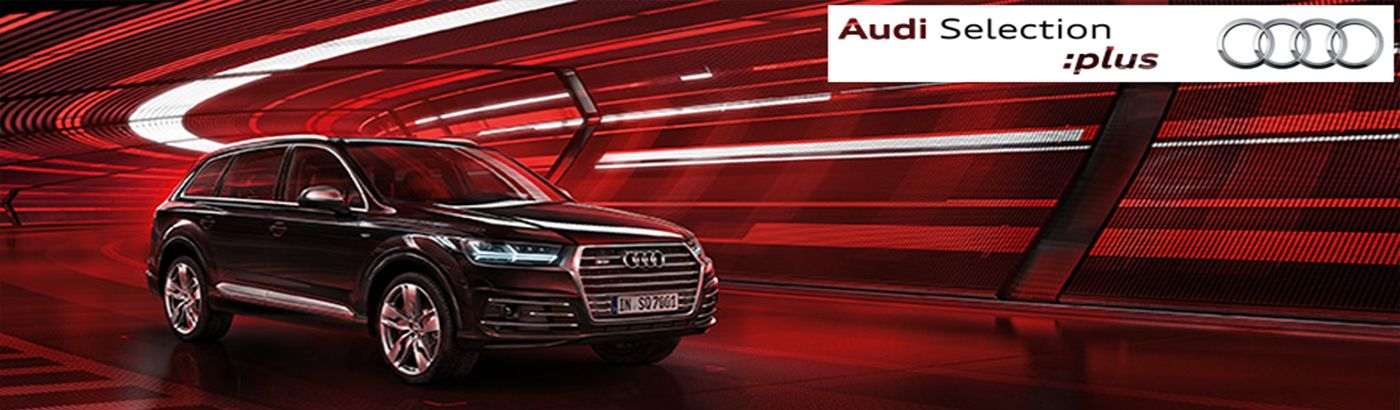 Audi Selection: Plus