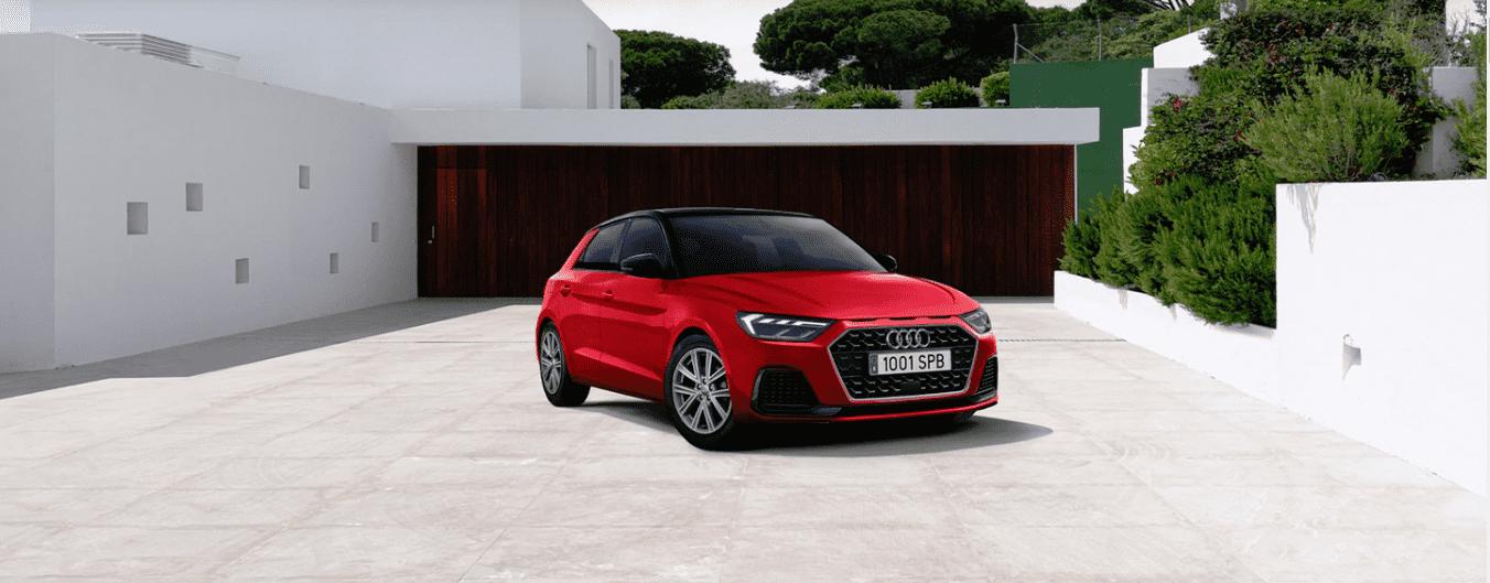 Nuevo Audi A1 Sportback Advanced por 160€/mes*