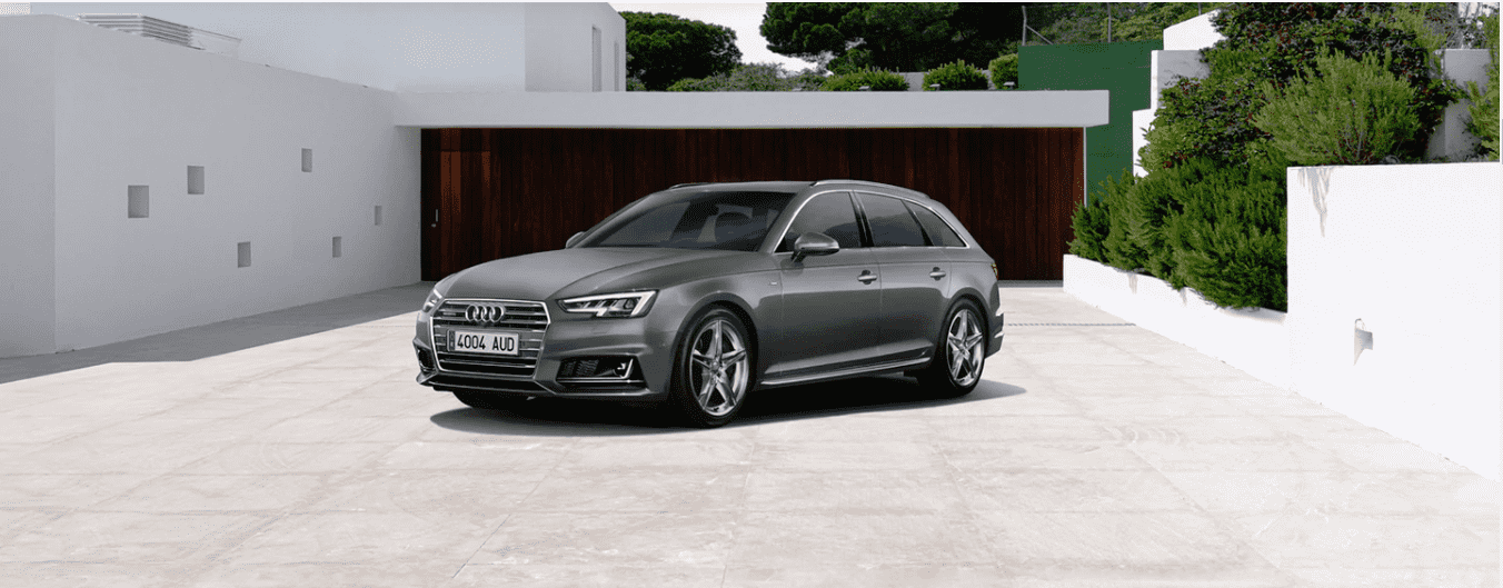 Audi A4 Advanced edition por 265€/mes*