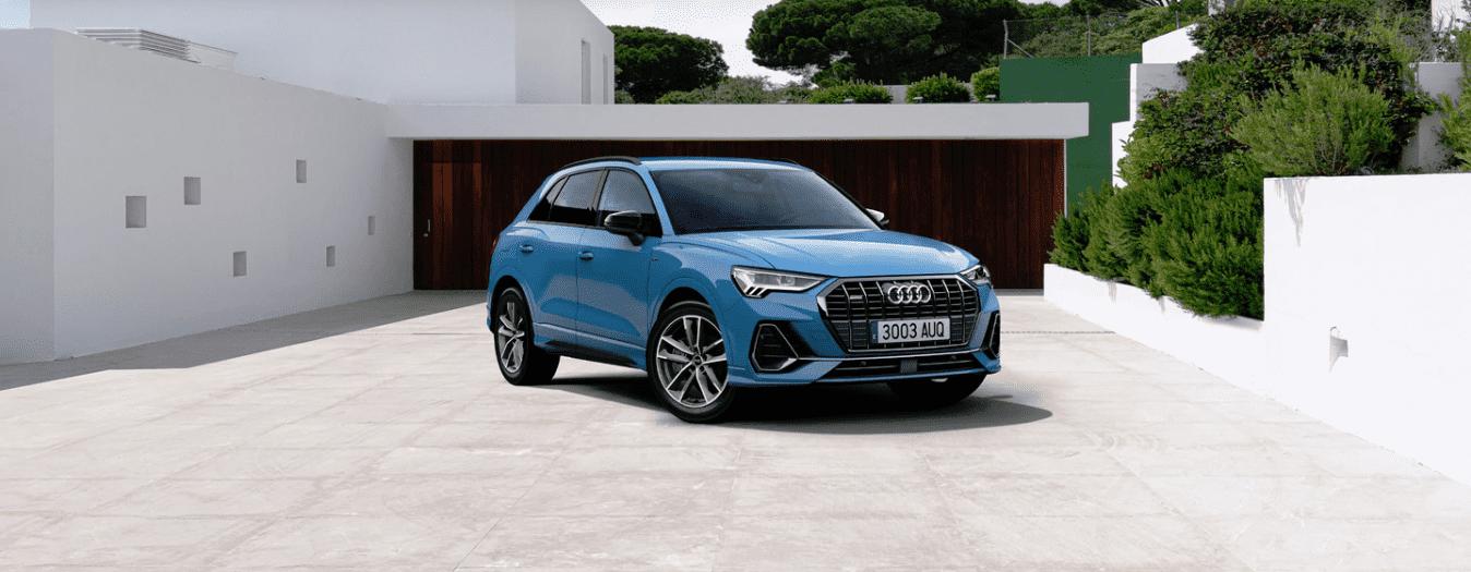 Nuevo Audi Q3 Advanced por 255€/mes*
