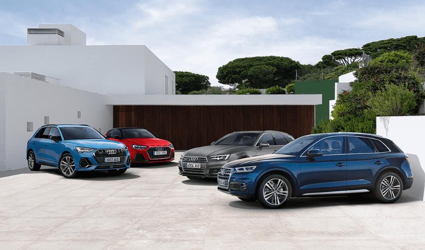 It's Audi time para particulares y empresas (hasta el 30/06)