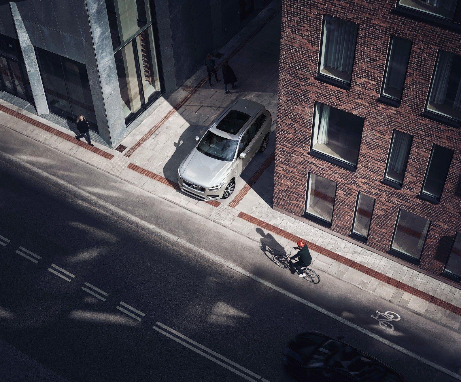 La nueva app de Volvo, Car Accident Advisor