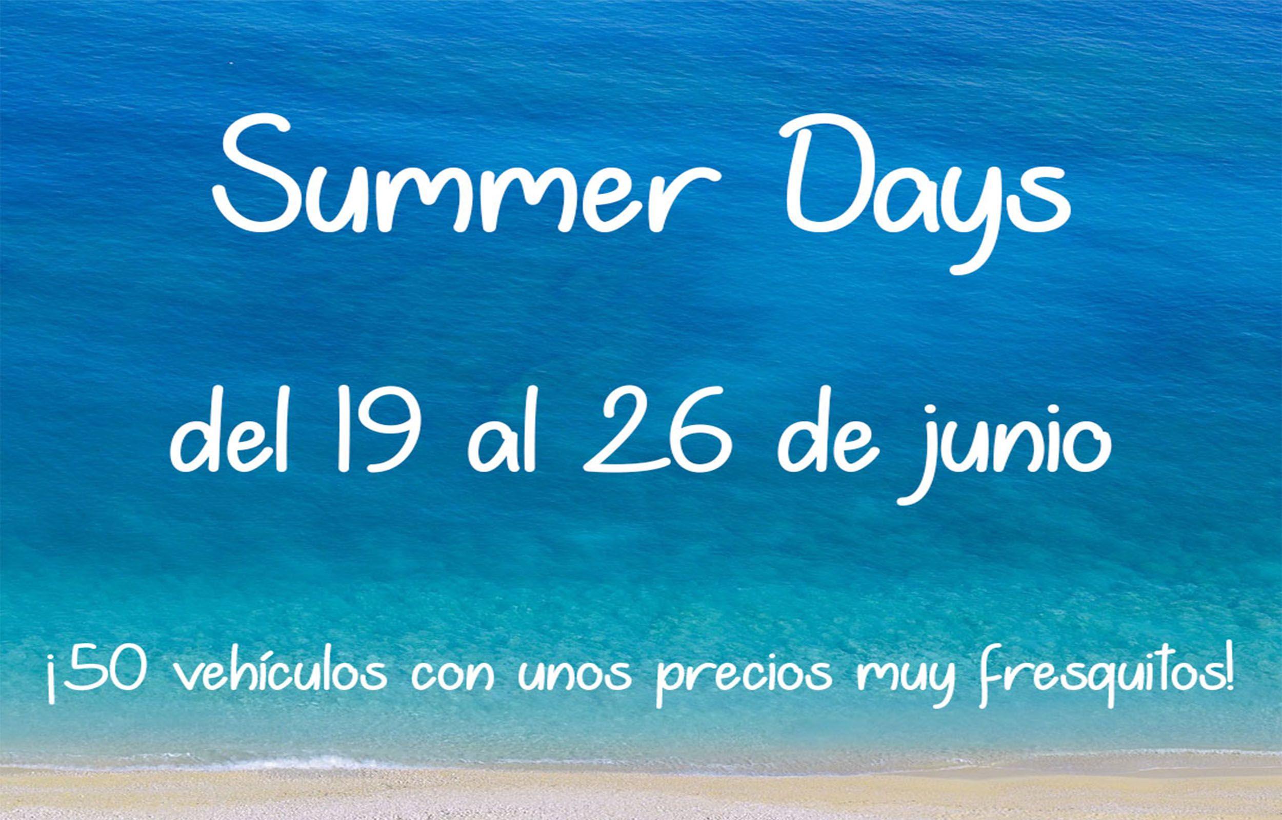 ¡Summer Days en Talleres Xàtiva!