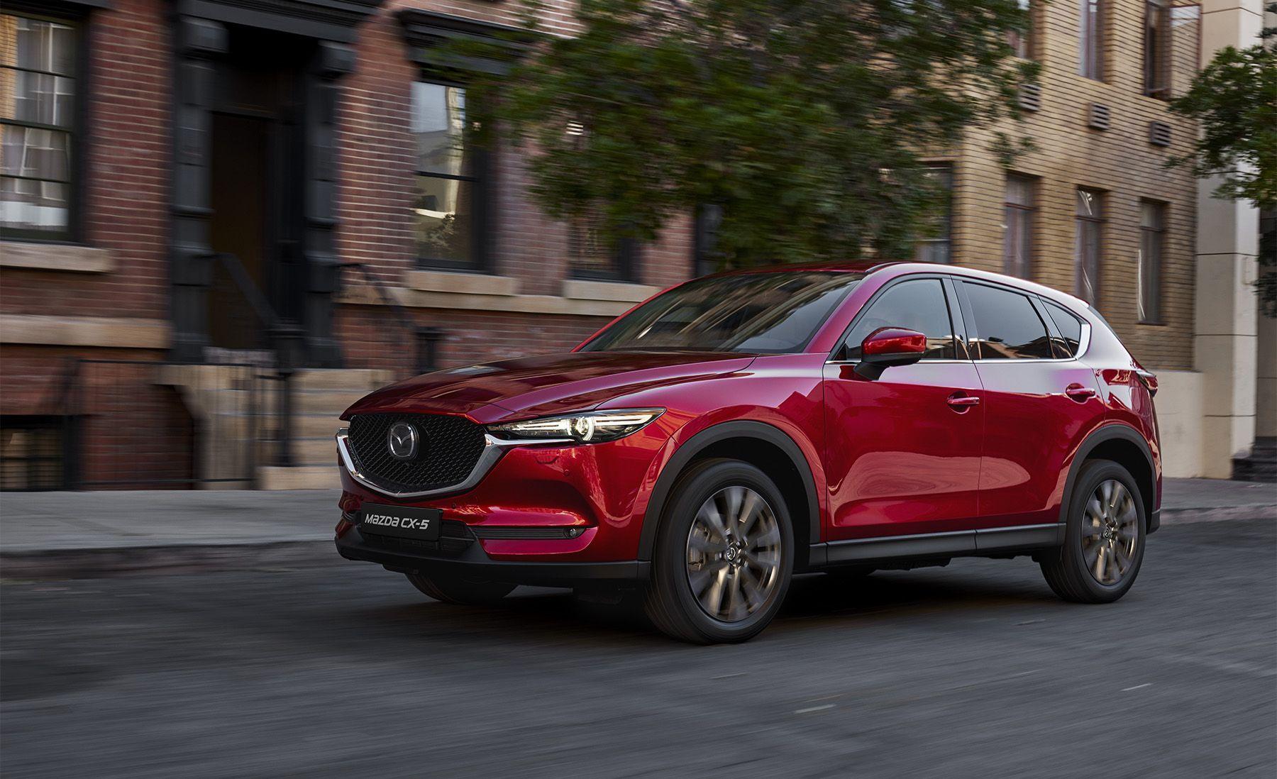 ¡¡RENTING!! Mazda CX5 por 349,90€/mes