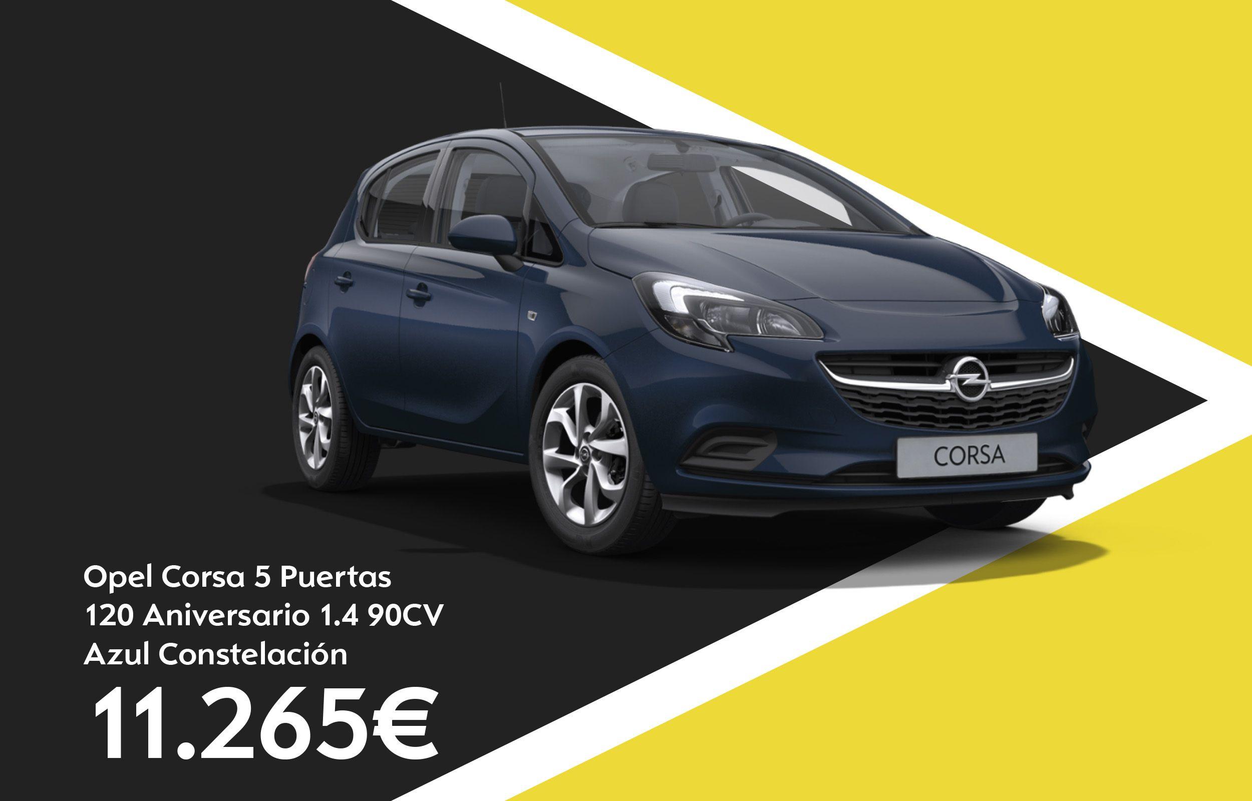 Última Unidad Opel Corsa Gasolina