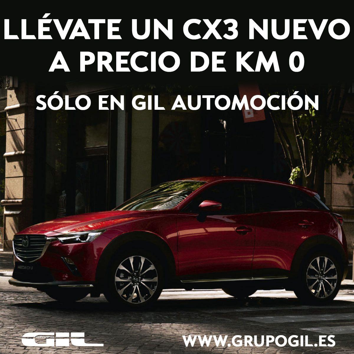 TIENES UN CX3 NUEVO A PRECIO DE KM 0