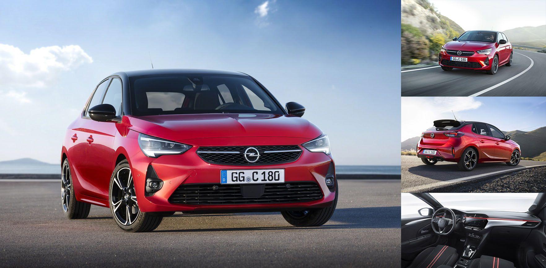 Nuevo Opel Corsa: dinámico, estilizado y económico