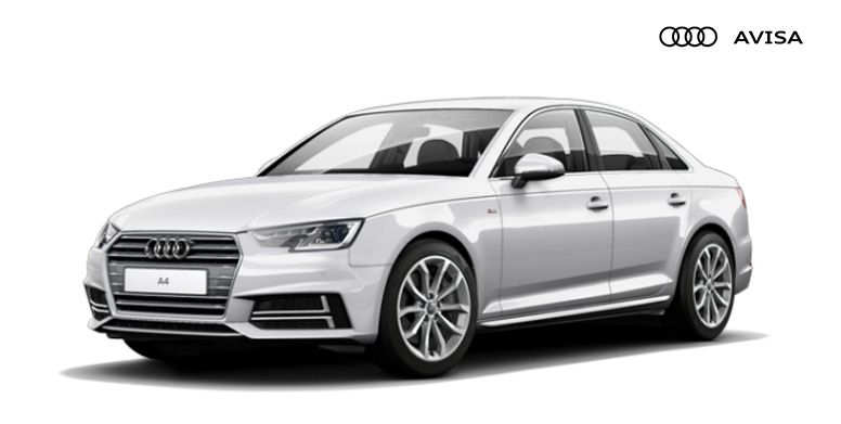 Liquidación Audi A4 por 29.498,10 €