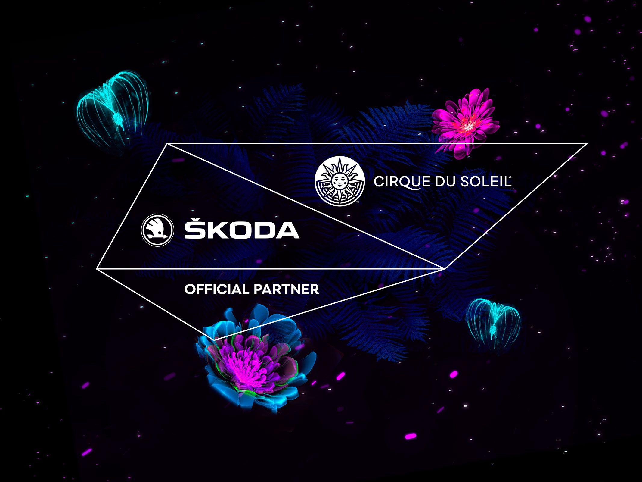 SKODA: Patrocinador oficial del Circo del Sol
