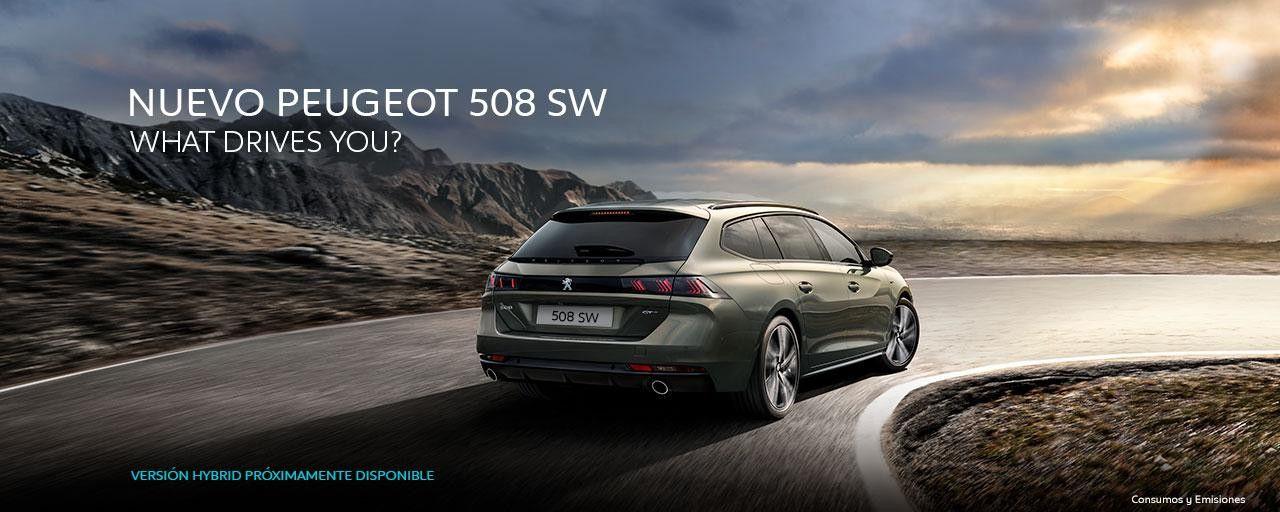 Nuevo Peugeot 508SW