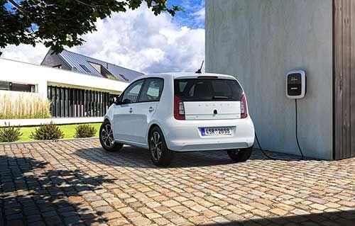 La era de la movilidad sostenible llega a Skoda