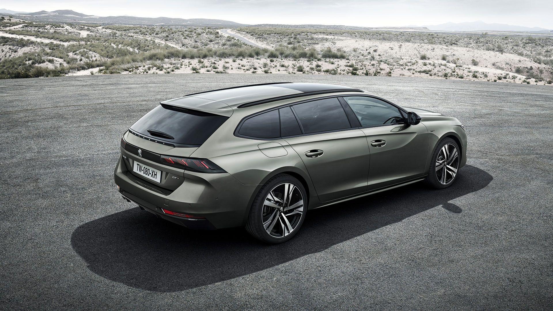 Ven a las jornadas de puertas abiertas del nuevo Peugeot 508SW