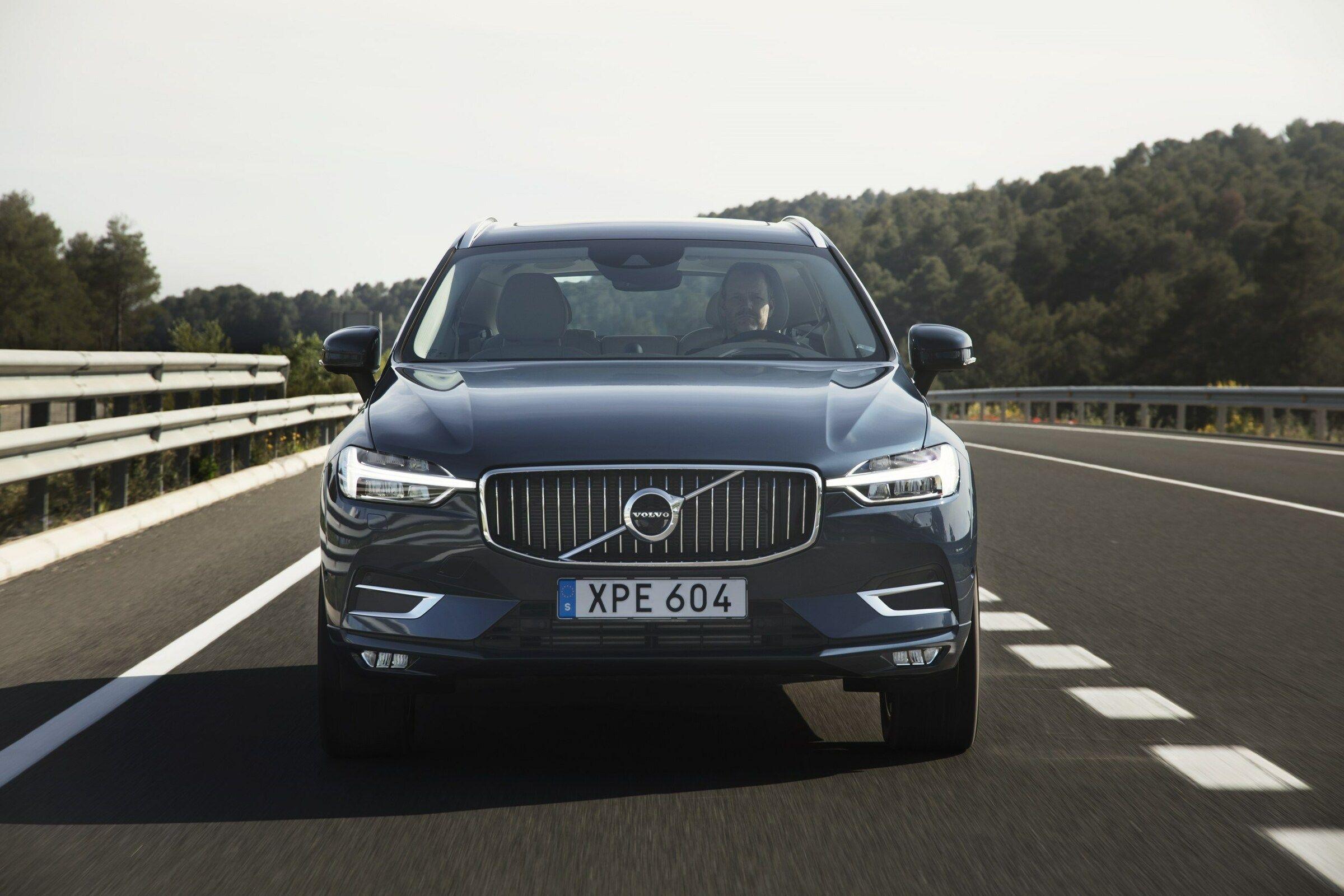Descubre con Volvo qué son las electrolineras