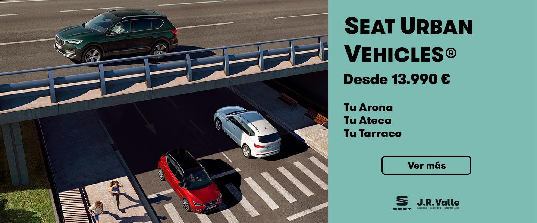 Gama SUV de SEAT