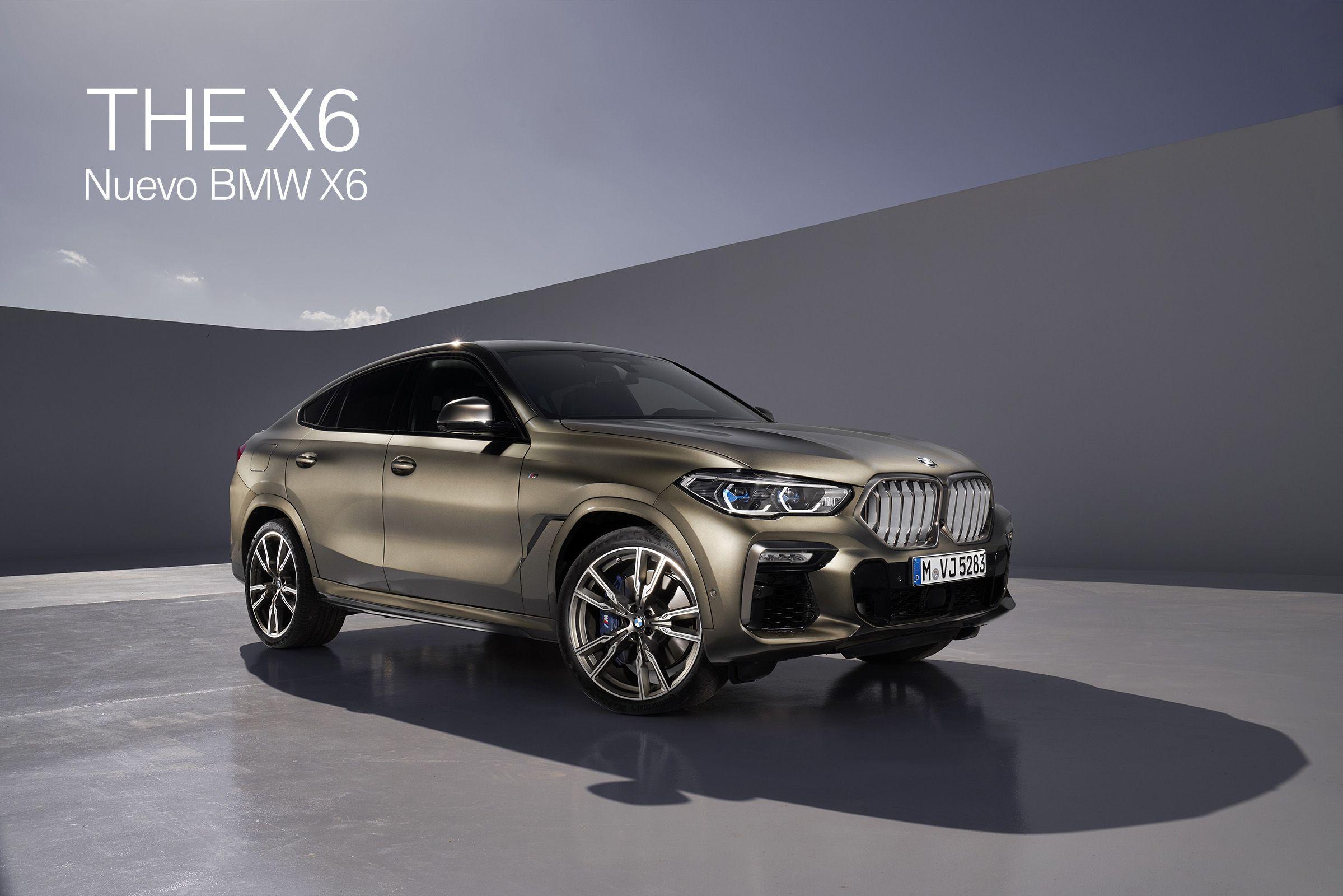Nuevo BMW X6 - Provocador, expresivo y superior