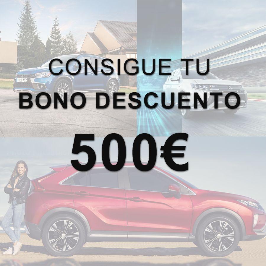 Consigue un bono de 500€ en julio