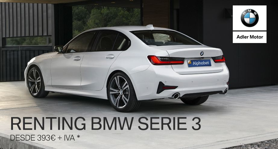 Renting BMW Serie 3