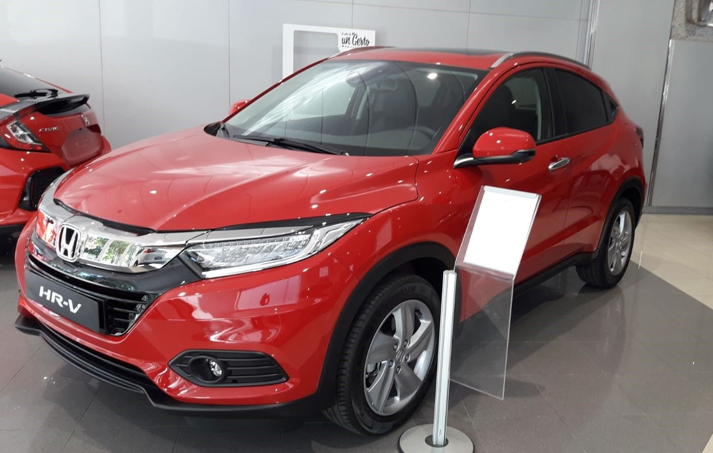HONDA HR-V EXECUTIVE 1.5 i-VTEC 130 CV