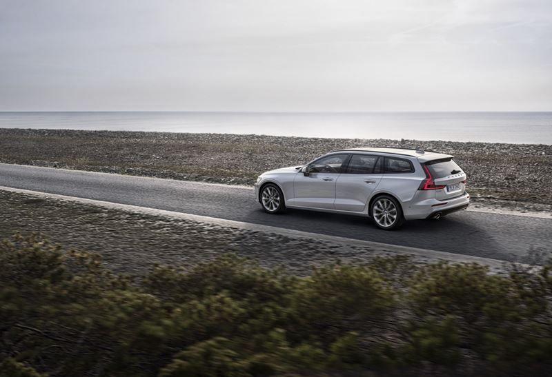 Nuevo Volvo V60 desde 210€ al mes* con Volvo Option