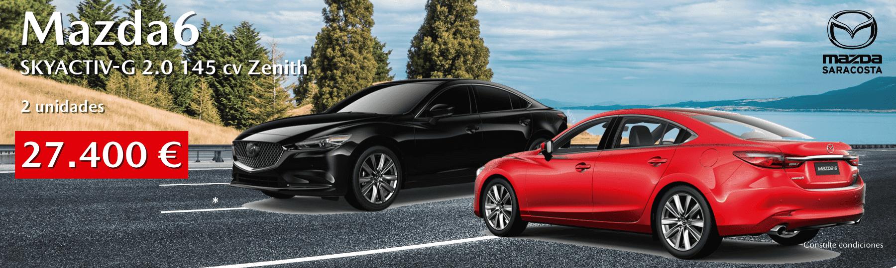 Mazda6 Zenith por 27.400 €