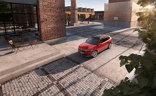 SKODA Kamiq: el nuevo SUV urbano