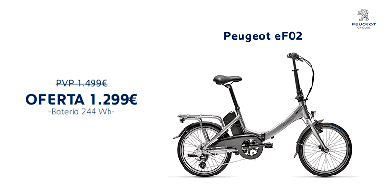Oferta Peugeot eF02