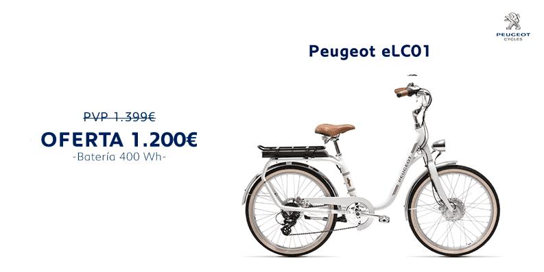 Oferta Peugeot eLC01