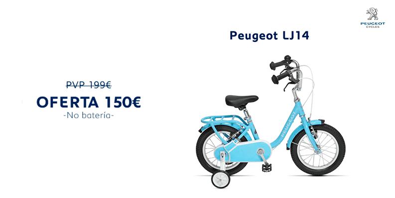 Oferta Peugeot LJ14