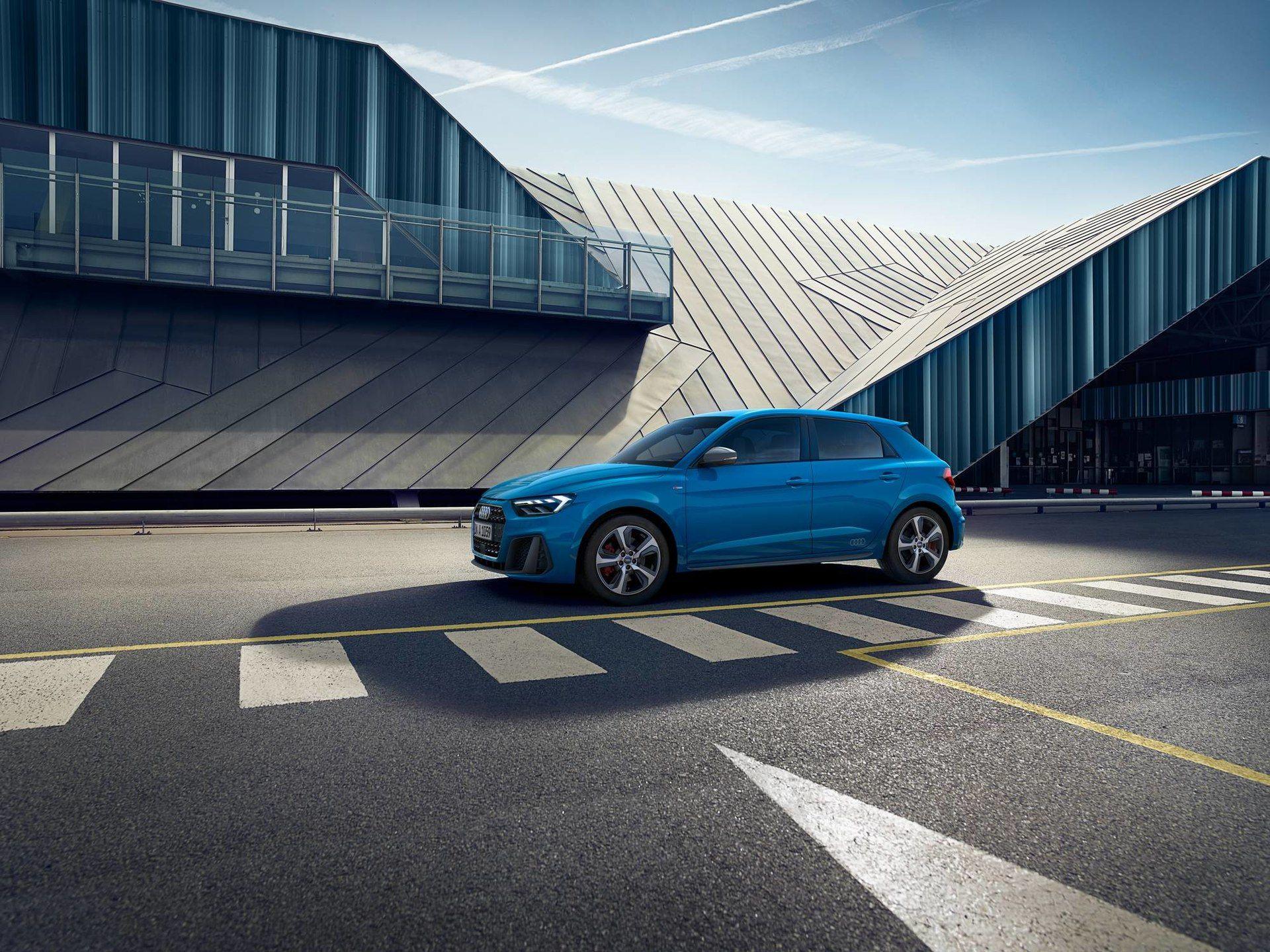 It's Audi Time para particulares y empresas hasta el 31 de julio.
