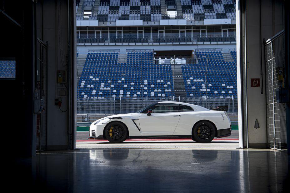El Nissan GT-R NISMO 2020, a prueba
