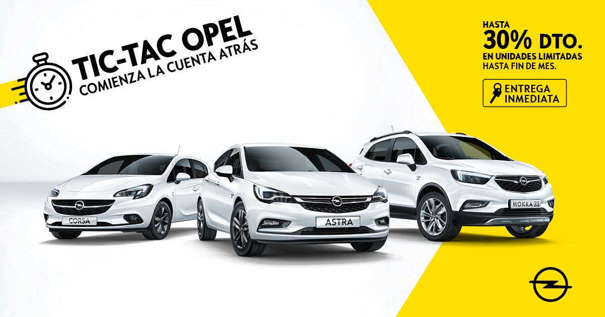 TicTac Opel