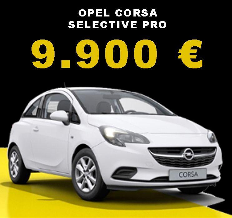 Ofertón Opel Extredauto - Corsa Selective Pro