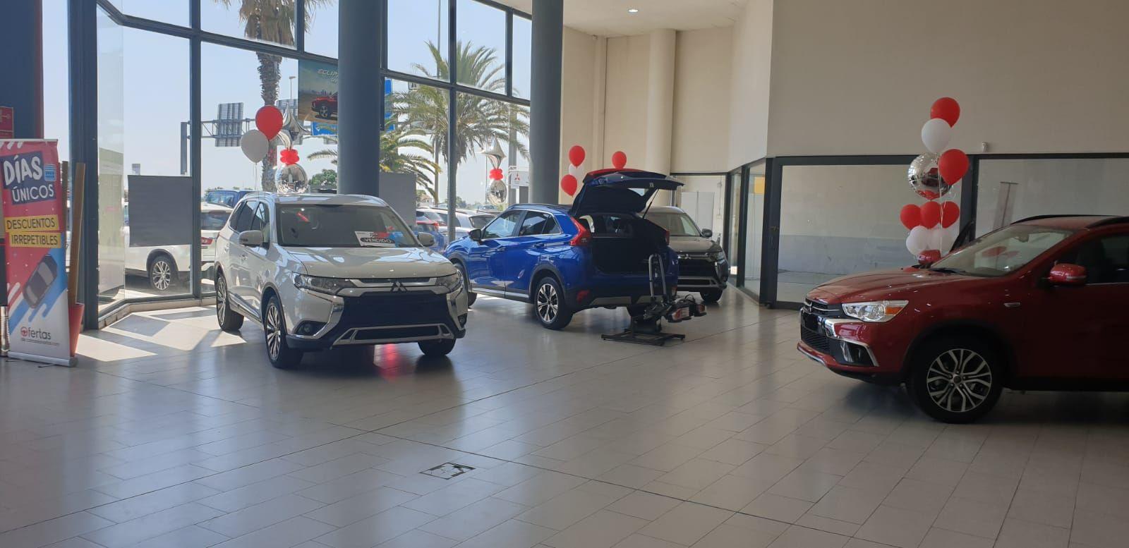 Días Únicos en Mitsubishi Levante