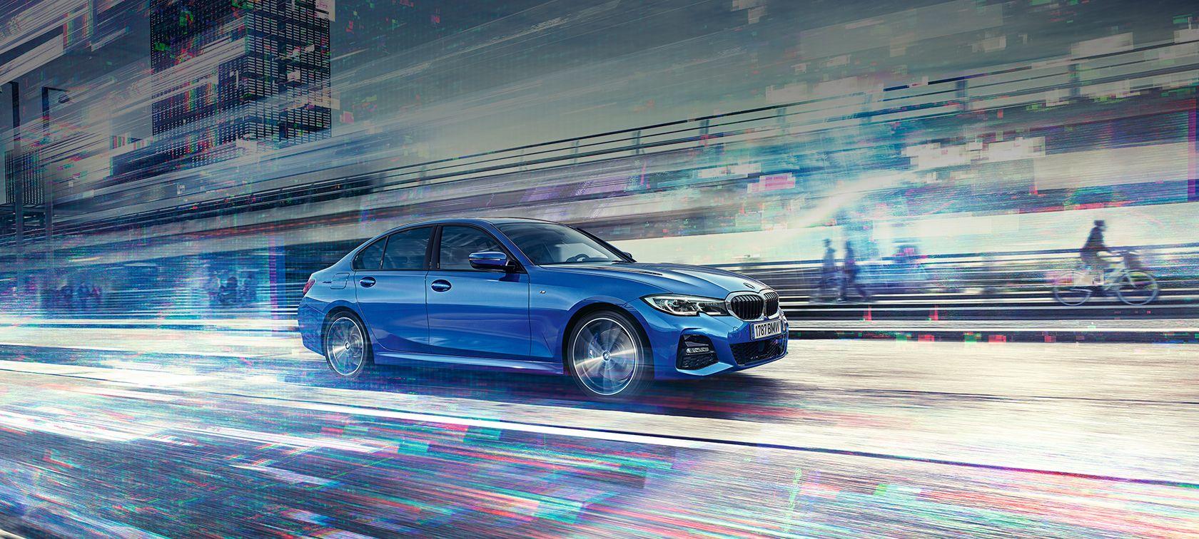 NUEVO BMW SERIE 3 DESDE 250€ AL MES*