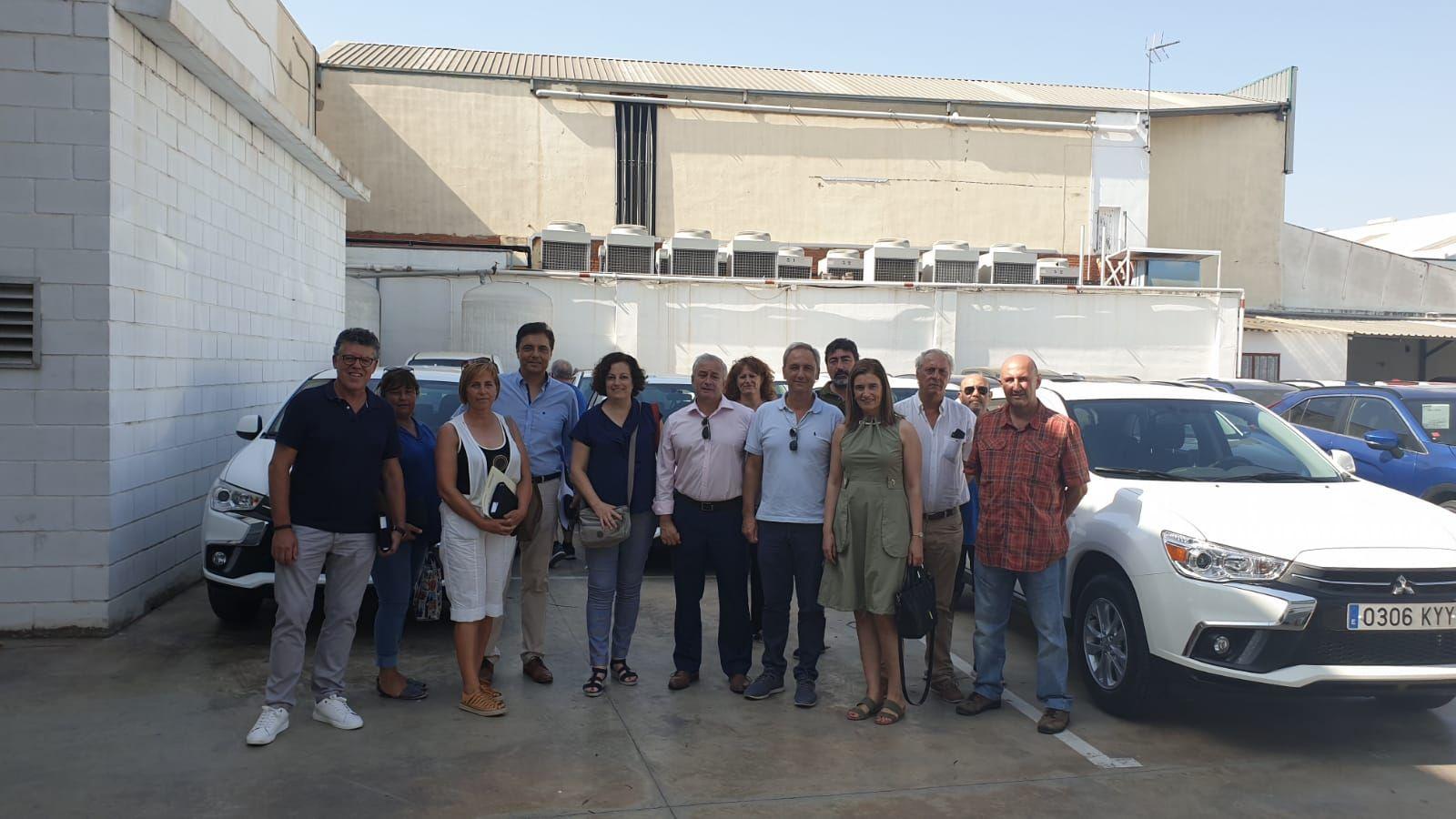Nueva flota de Mitsubishi ASX para la Generalitat Valenciana