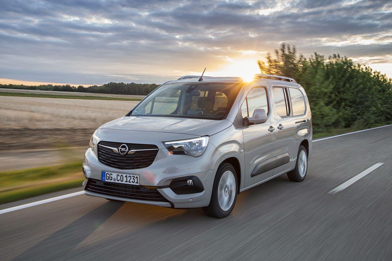 Opel Combo Life: mayor potencia y refinamiento para su gama mecánica