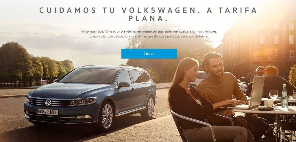Cuidamos tu Volkswagen. Longdrive.