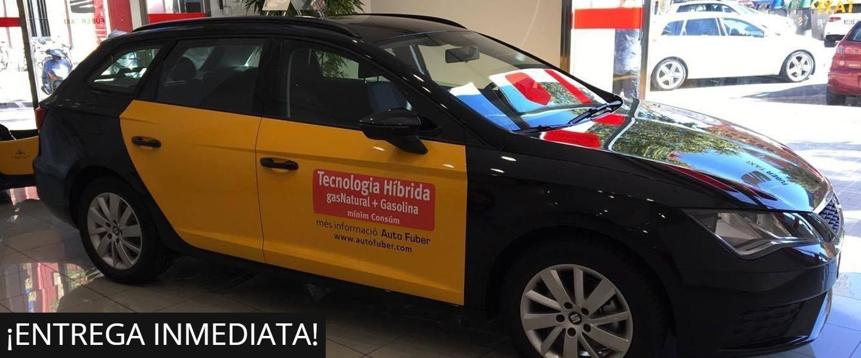 Nuevo SEAT LEON ST TAXI 1.5 TGI 130 CV