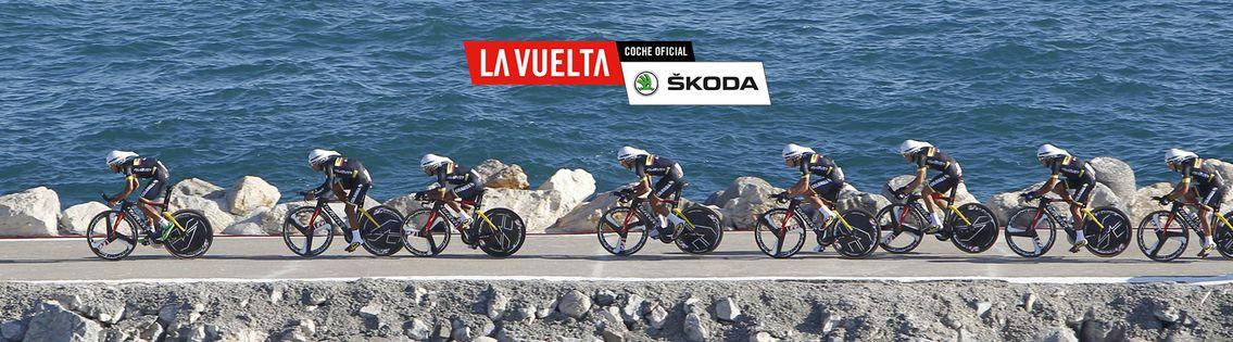 Skoda JR Valle te lleva a La Vuelta Ciclista