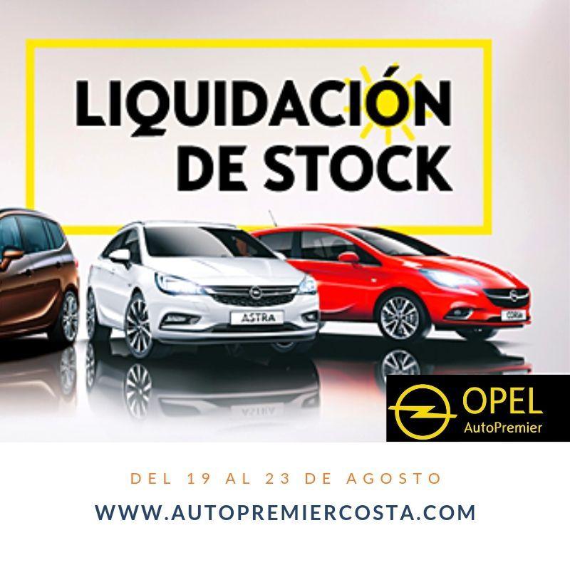 Liquidación Stock Agosto 19