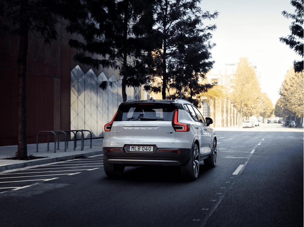 Estoy en reserva, ¿Cuántos kilómetros puedo recorrer con mi Volvo?