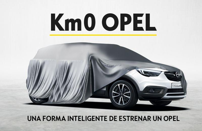 Opel KM0 al mejor precio