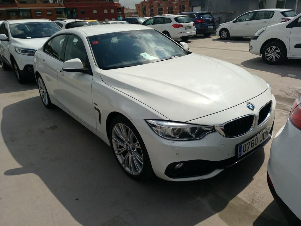 BMW SERIES 4 420d GRAN COUPE 184 CV 5 P