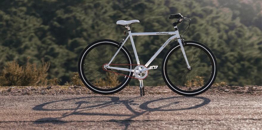 Descubre #TheCitroenist, la bicicleta creada por Citroën y Martone Cycling