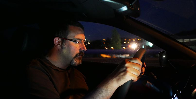 Claves para conducir de noche con seguridad.