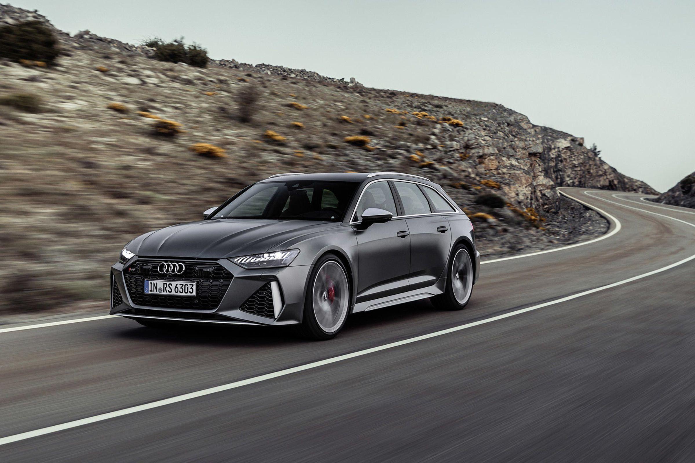 Primeros detalles del Audi RS6 Avant 2020