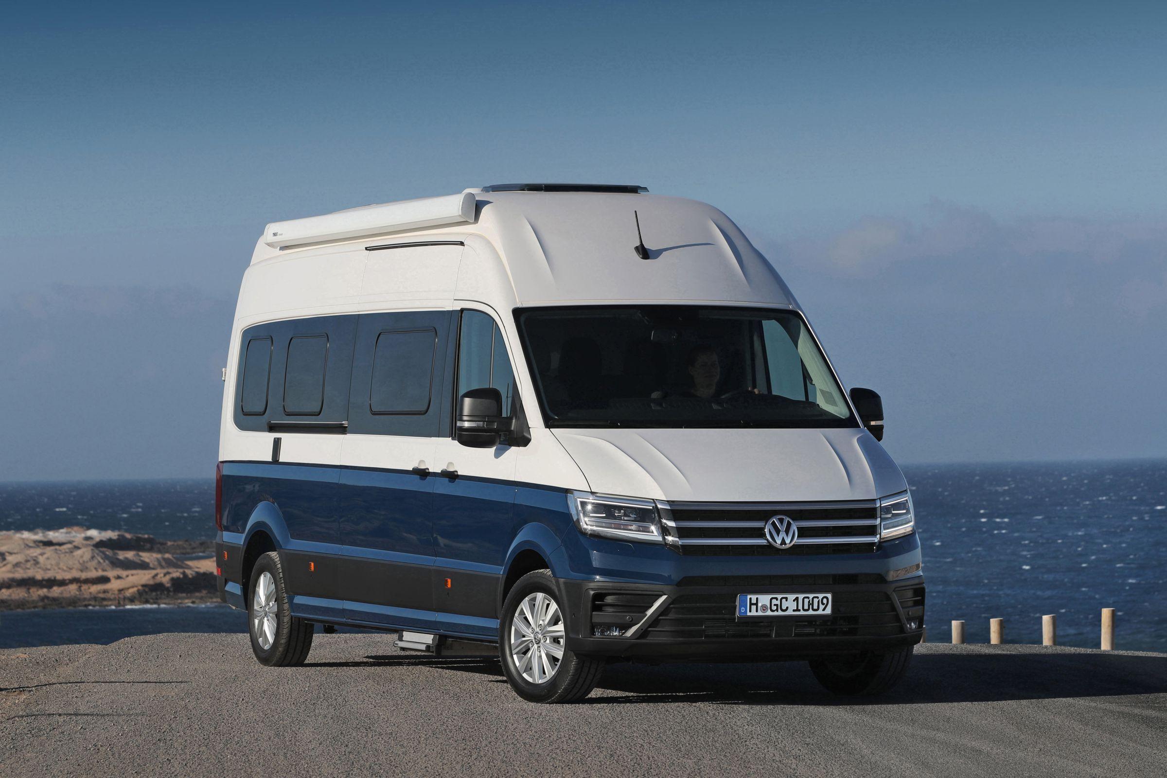 Volkswagen Grand California, el nuevo referente camper
