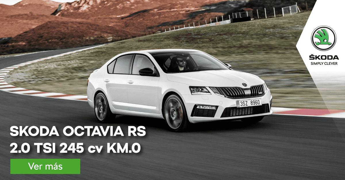 Skoda Octavia RS Km0