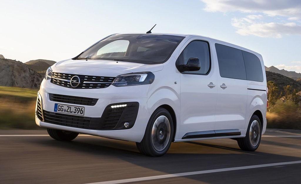 El Opel Zafira Life: tres tamaños para una furgoneta multiuso